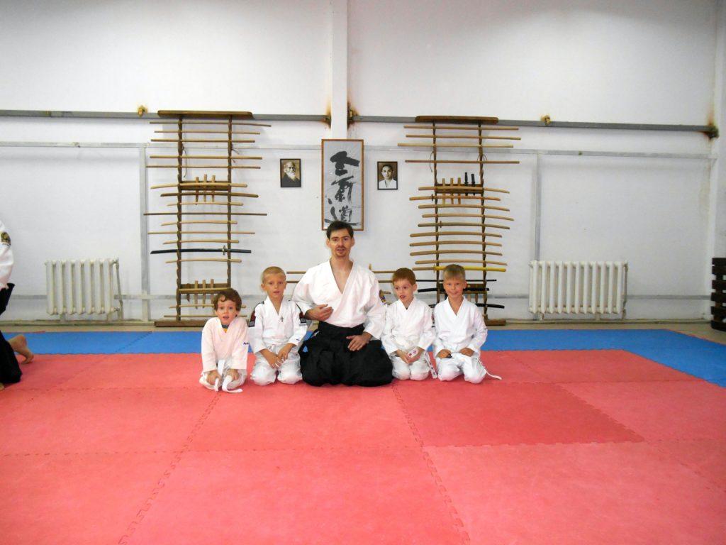 Айки-Йожики 3-7 лет