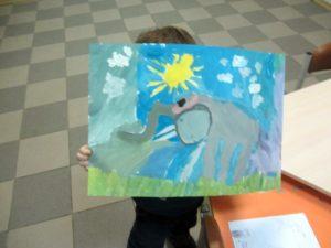 Рисование для детей с 3 лет - фото 5
