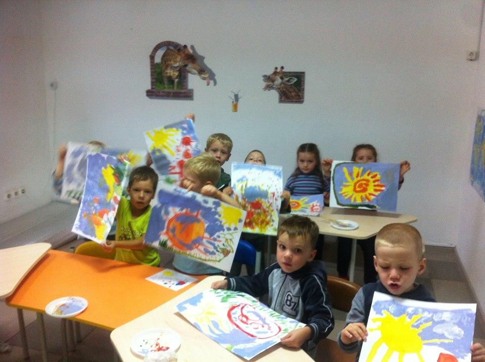 Рисование для детей с 3 лет - фото 2