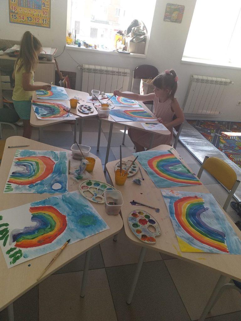Рисование для детей с 3 лет - фото 4