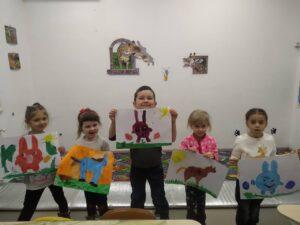 Малювання для дітей з 3-х років