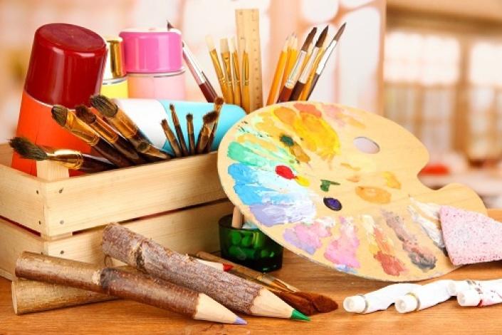 Арт-студия для детей с 3 лет