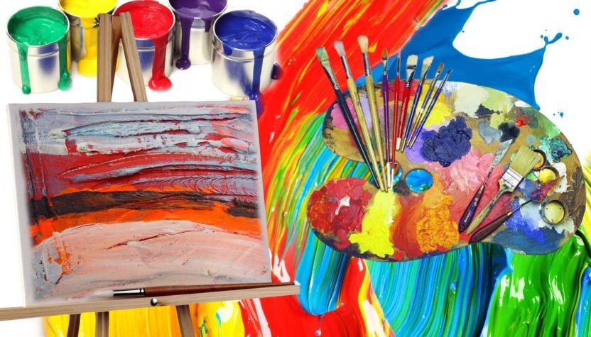 Рисование для детей с 3 лет