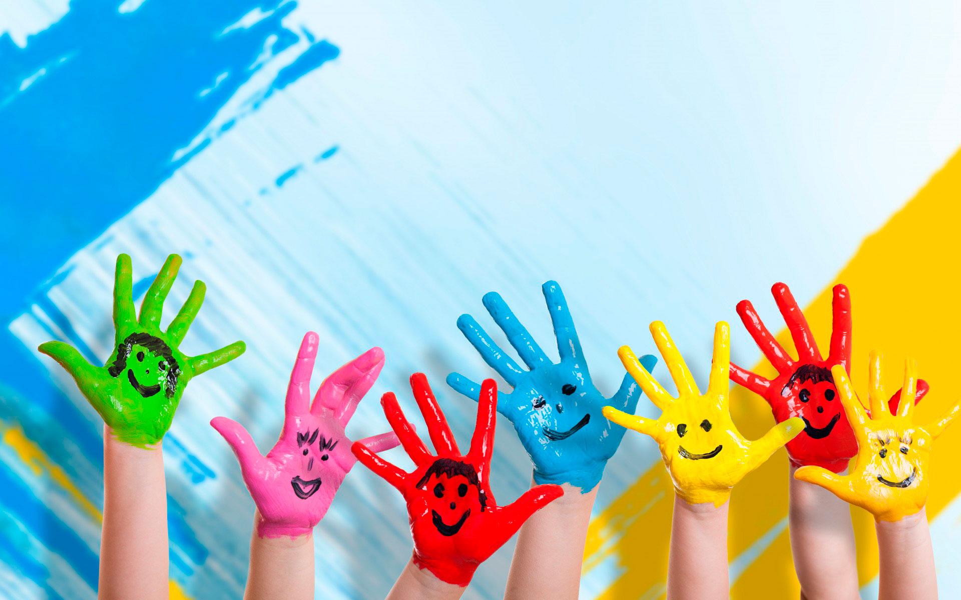 Учимся общаться и творить 4-8 лет