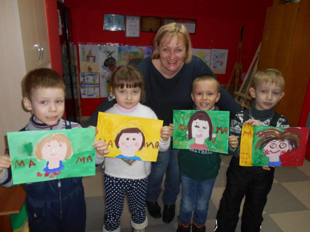 Рисование для детей с 3 лет - фото 10