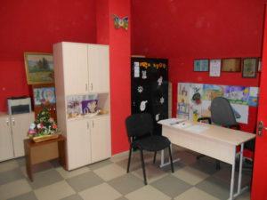 Администраторская в детском клубе Kokoro