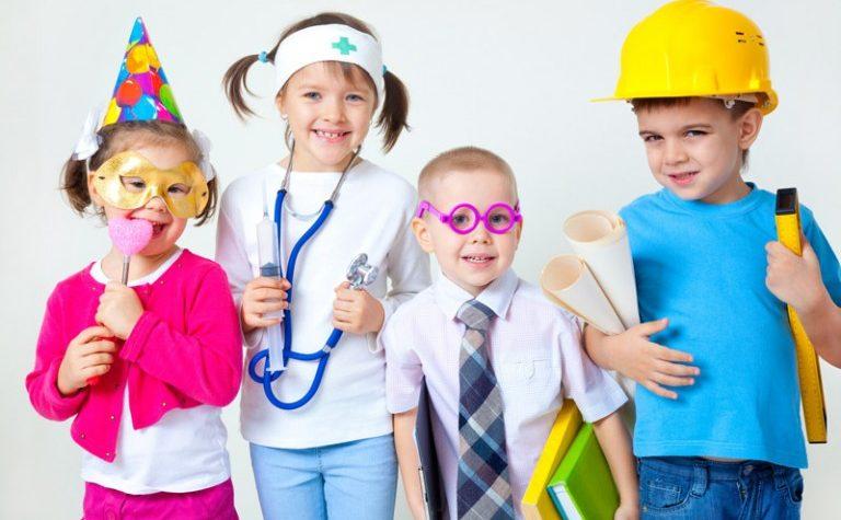 Курс профессий для детей 3-8 лет