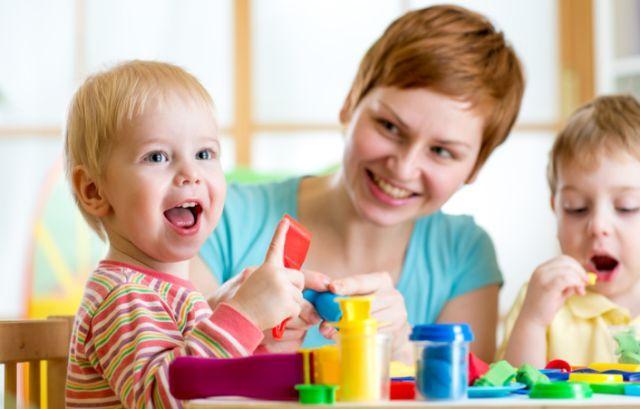 """Развивающие занятия """"Логика и интеллект"""" для детей 3-5 лет"""