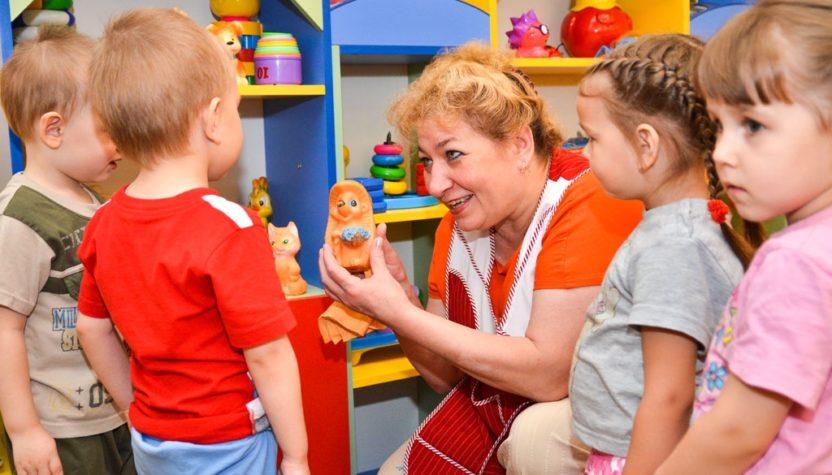 Проблемы адаптации к детскому саду