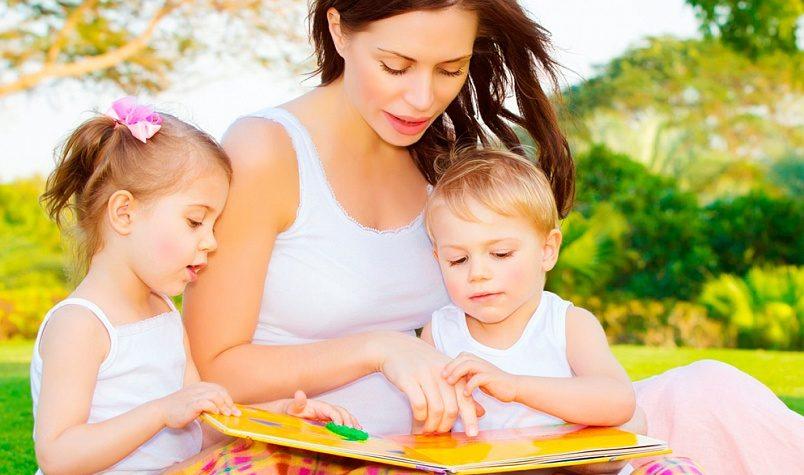 Стадии развития речи у детей до 3-х лет
