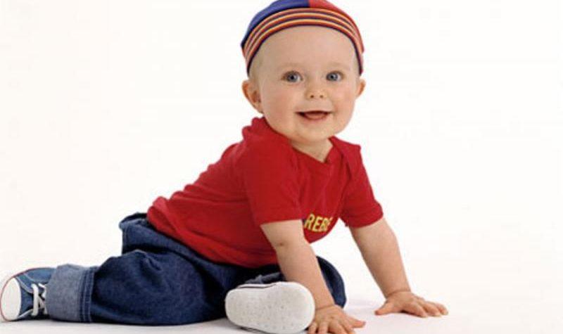 Развитие ребенка: 1 год