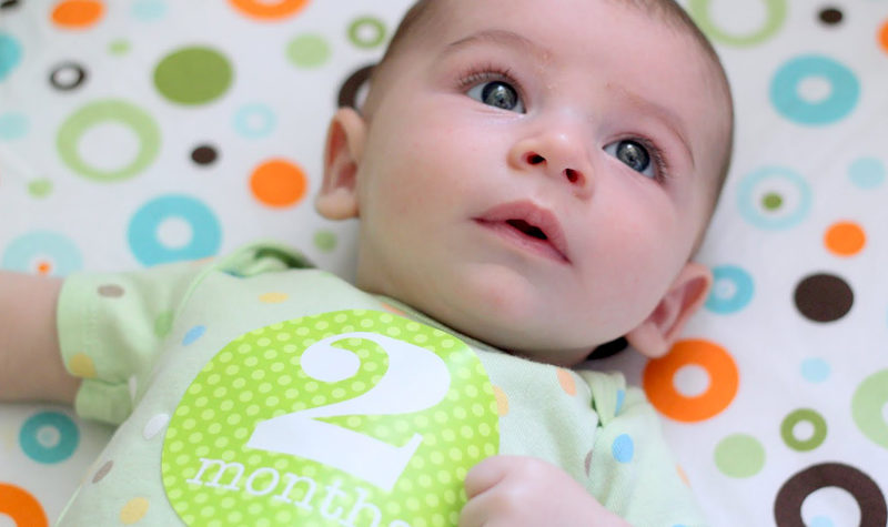 Развитие ребенка: 2 месяца