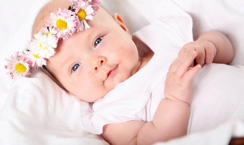 Развитие ребенка: 3 месяца