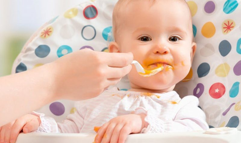 Развитие ребенка: 6 месяц