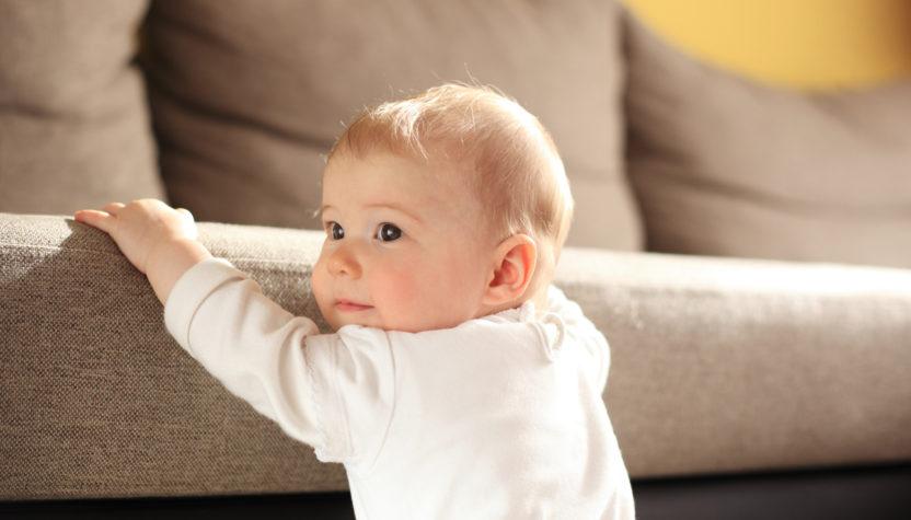 Развитие ребенка: 9 месяцев