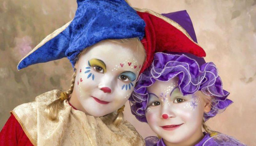 Летняя ТЕАТРАЛЬНАЯ СТУДИЯ для детей 4-9 лет