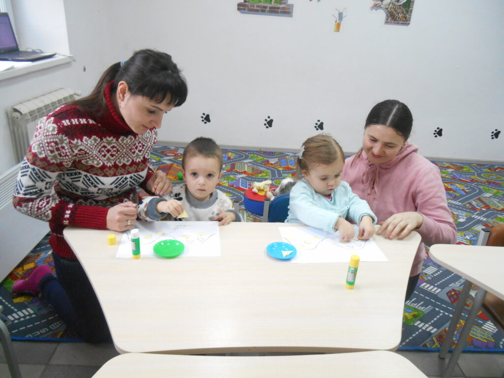 Раннее развитие детей 1-3 лет. Фото 3