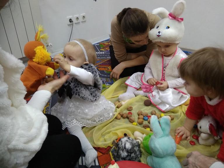 Раннее развитие детей 1-3 лет. Фото 12