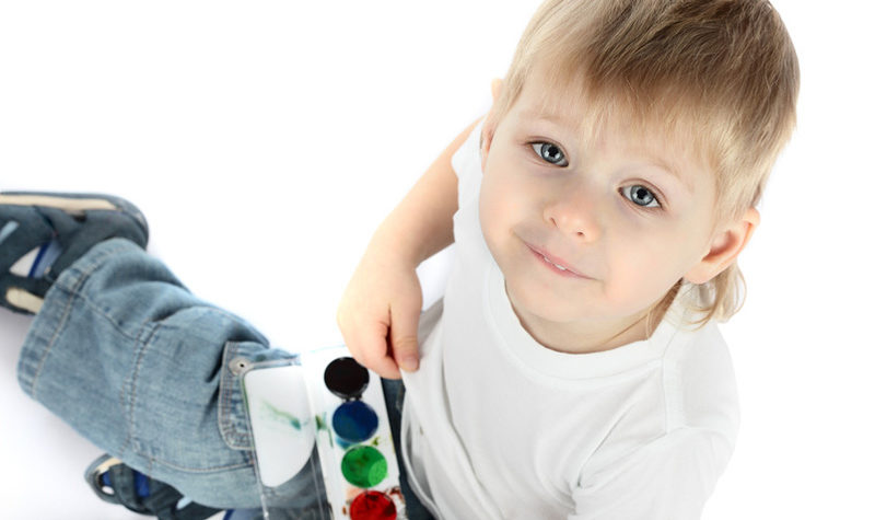 Календарь развития ребенка: 2 года - творческие занятия