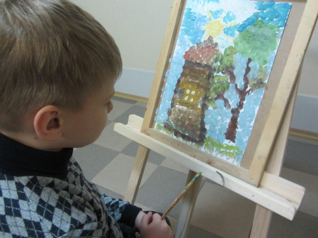 Курс рисования красками - фото 3