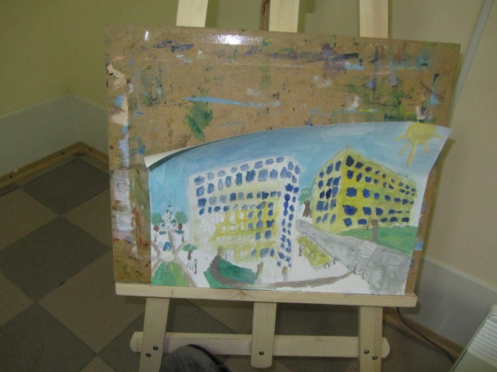 Курс рисования красками - фото 5