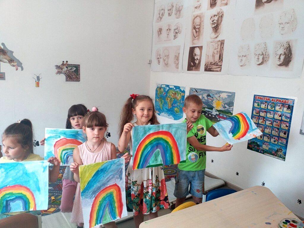 Рисование для детей - фото 2019-08-10
