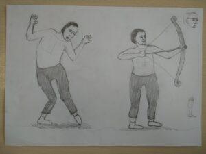 Курс малювання олівцем для дітей з 7 років - фото 5