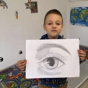 Курс малювання олівцем для дітей з 7 років - фото 3