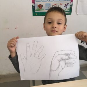 Курс малювання олівцем для дітей з 7 років - фото 6