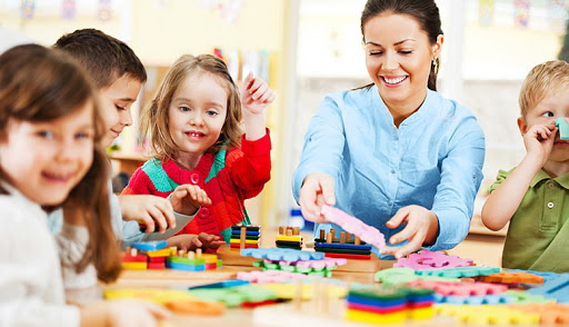 Английский язык для детей-дошкольников