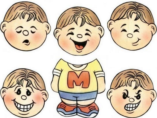 Дети и эмоции: 3 веселых упражнения