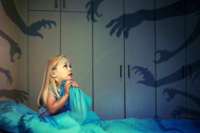 Детские страхи и фантазии