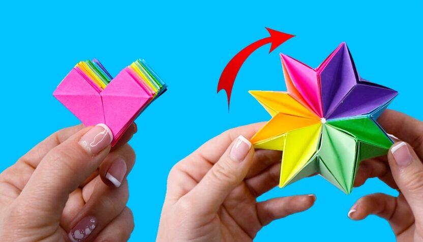 Искусство оригами для развития ребенка