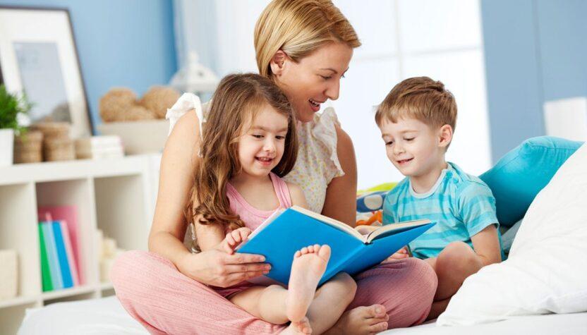 Как правильно читать ребенку?