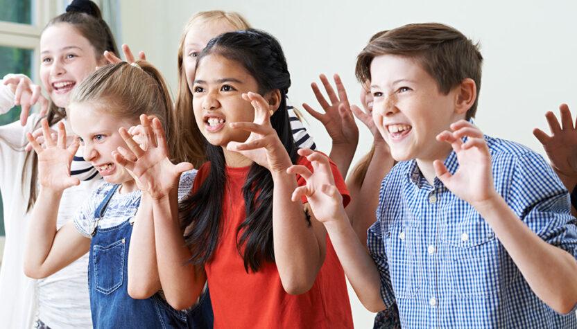 Каким детям подойдут занятия в театральных студиях?