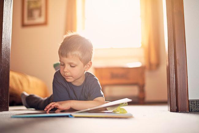 Календарь развития ребенка: 5 лет - пишем и читаем