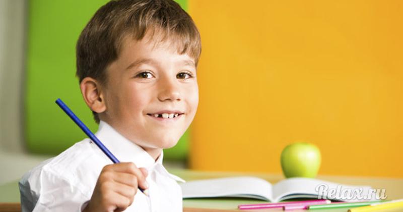 Календарь развития ребенка: 7 лет - младший школьник