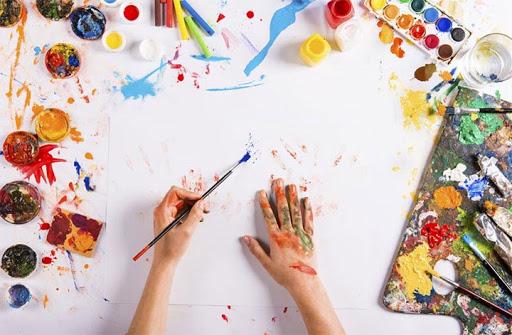 Почему детям полезно рисование