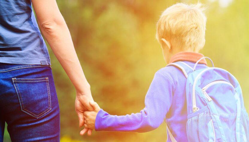 Ребенок и незнакомцы: меры предосторожности