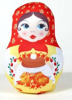 Русская народная игрушка матрешка - картинка 13