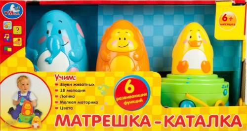 Русская народная игрушка матрешка - картинка 15