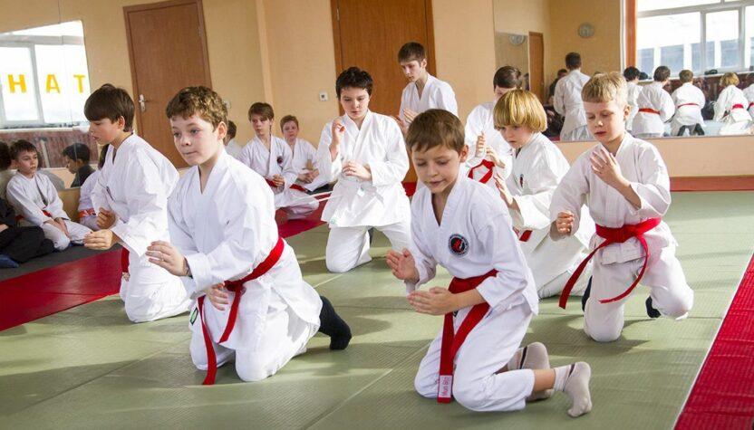 Чему дети учатся на тренировках по айкидо