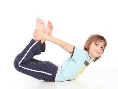 Зачем йога мальчикам