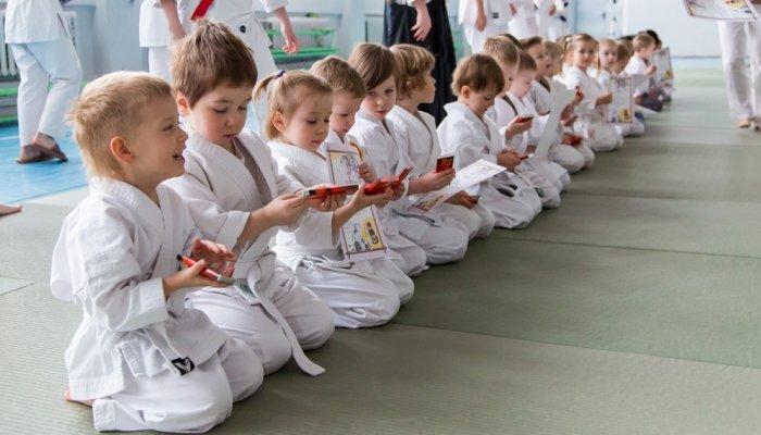 Айкидо для малышей | Детский клуб Kokoro