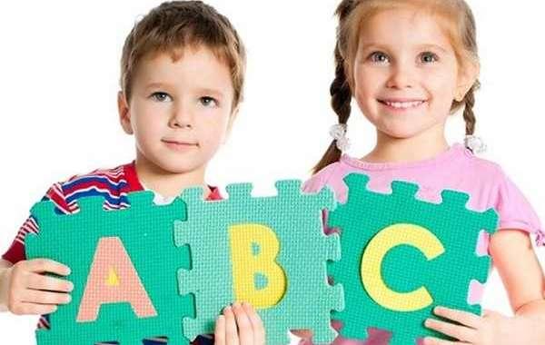 Как обучить ребенка английскому языку