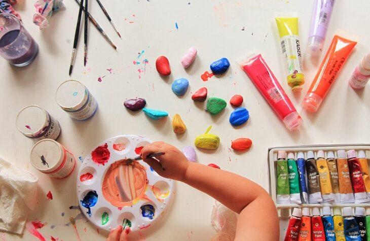 Мастер-классы по рисованию, лепке, живописи, декупажу, валянию
