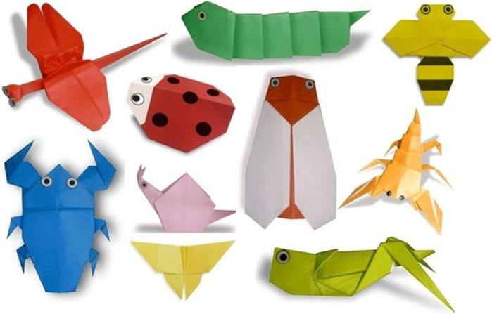 Зачем детям заниматься оригами