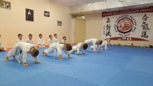 """Фізичні заняття """"Айкі-Йожики"""" 3,5-6,5 років - фото 4"""