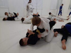 Боротьба BJJ (бразильське джиу-джитсу) - фото 4