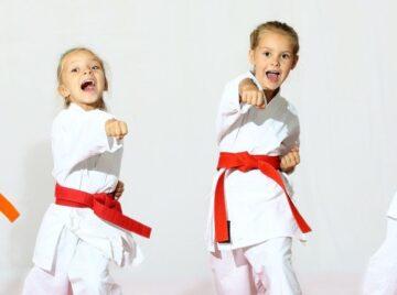 Самооборона для дітей